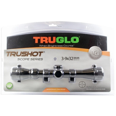 TruGlo Trushot 3-9x32 3/8 Scope