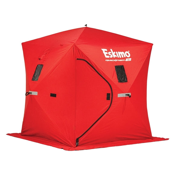 Eskimo Quickfish 2 Pop-Up Ice Shelter