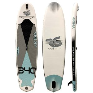 iSUP Akina 340 Inflatable Paddle Boards