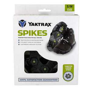 Yaktrax Spikes Ice Cleats