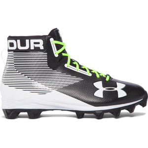 Under Armour Men's Hammer Mid RM Cleats