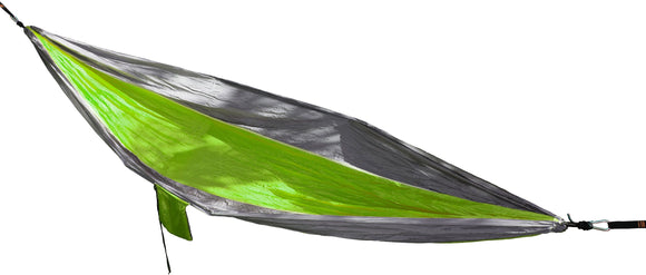 Ultimate Survival SlothCloth Hammock 1.0 Lime/Grey