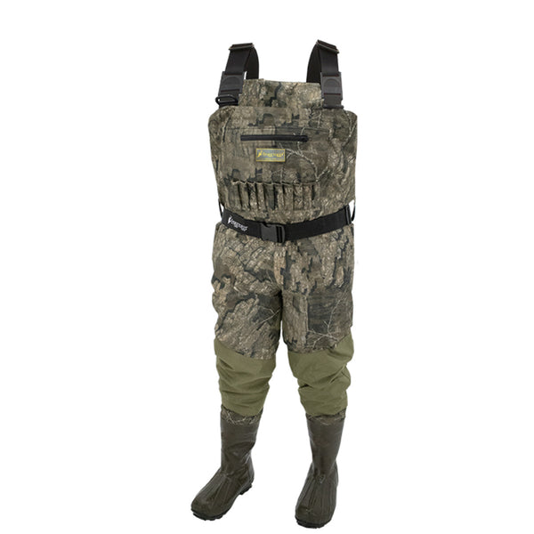 Frogg Toggs Grand Refuge 2.0 Bootfoot Chest Wader in Realtree Camo