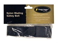 "FROGG TOGGS® 50"" WADING BELT, POLY WEBBING W/ LOCKING BUCKLE"