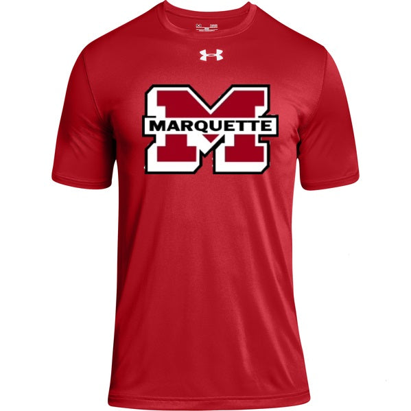 Under Armour Marquette Redmen Locker Tee