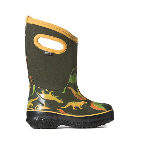 Bogs Classic Dino Toddler Kids' Insulated Boots