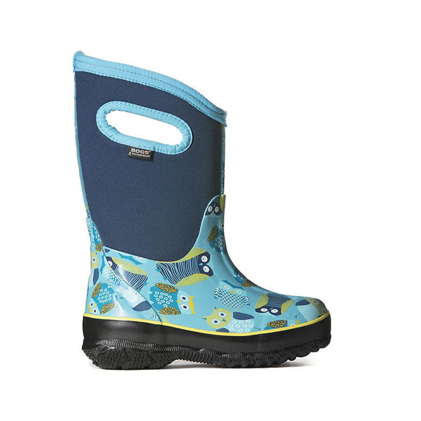 Bogs Classic Owl Insulated Kids' Boots