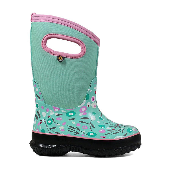 Bogs Classic Cattails Kids' Insulated Boots