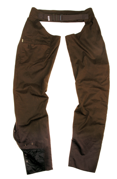Kakadu Ventilator Chaps in Brown
