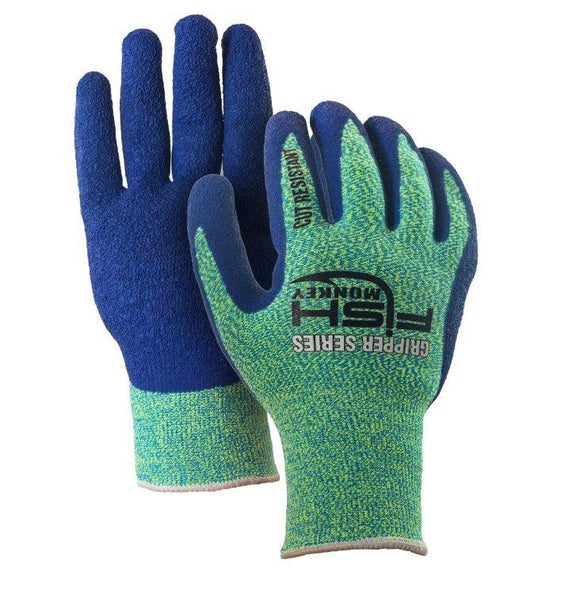 Fillet Gripper Glove/Cut Resistant Gripper Glove