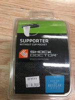 Shock Doctor Supporter without cup pocket