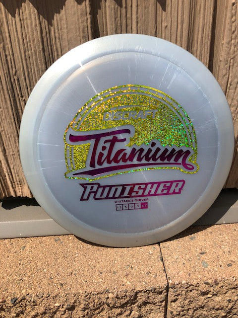 Titanium Punisher Distance Driver