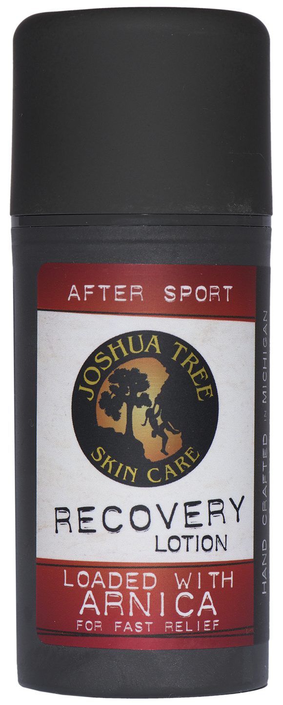 Joshua Tree Arnica After Sport Recovery Lotion