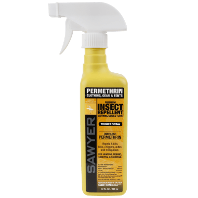 Sawyer Premium Insect Repellent for Clothing Gear and Tents