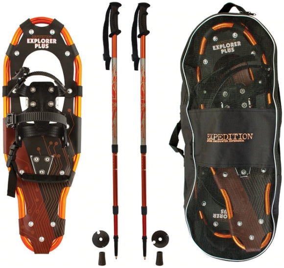 Explorer Plus Snowshoe Kit