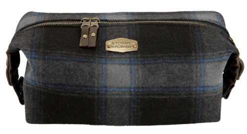 Stormy Kromer Wool Dopp Kit