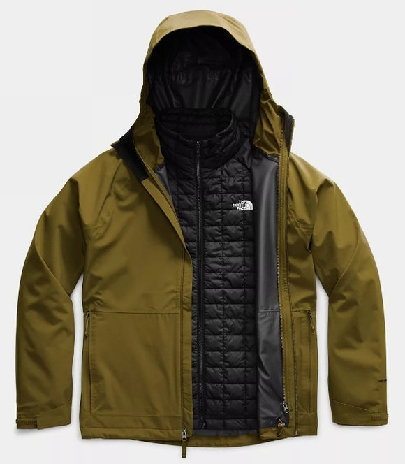 TNF Men's Thermoball Eco Triclimate Jacket