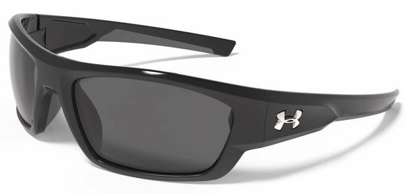 UA Force Sunglasses Shiny Black