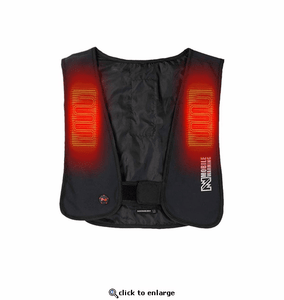 Mobile Warming 7.4V Unisex Smart Thawdaddy Heated Vest