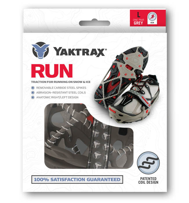 Yaktrax Run - Traction Aid