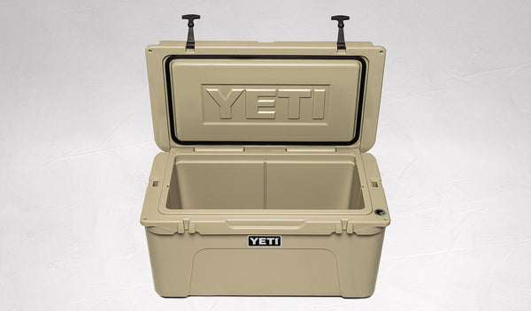 Yeti Tundra 65 Tan Cooler