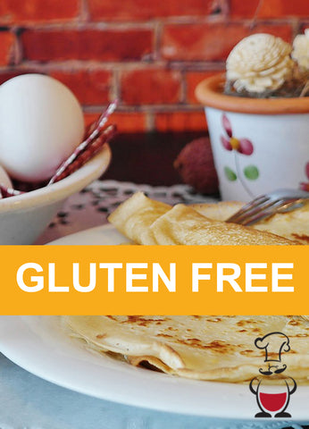 French Style Crêpes - GLUTEN FREE