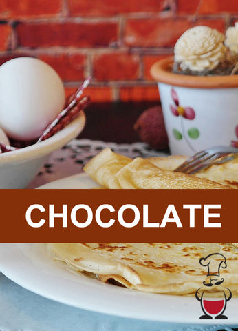 French Style Crêpes - CHOCOLATE