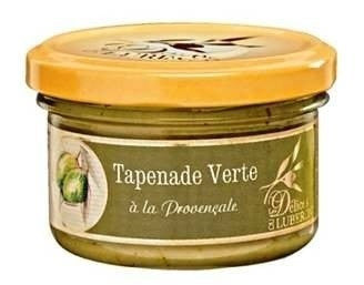 Tapenade Luberon Provencale Green Olives