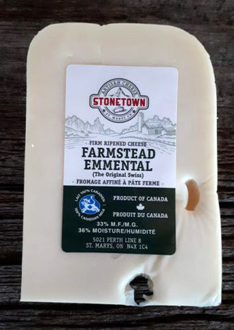Stonetown Emmental Artisan Cheese