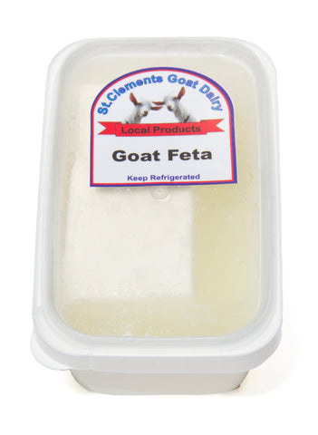 Goat Feta Cheese