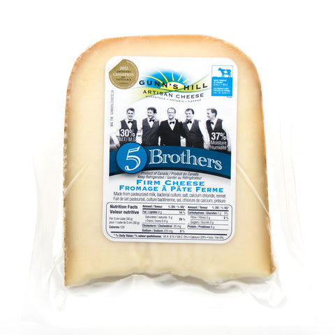 Gunns Hill 5 Brothers Artisan Cheese