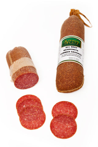 Mennonite All Beef Summer Sausage