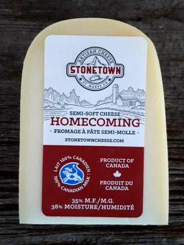Stonetown Homecoming Artisan Cheese