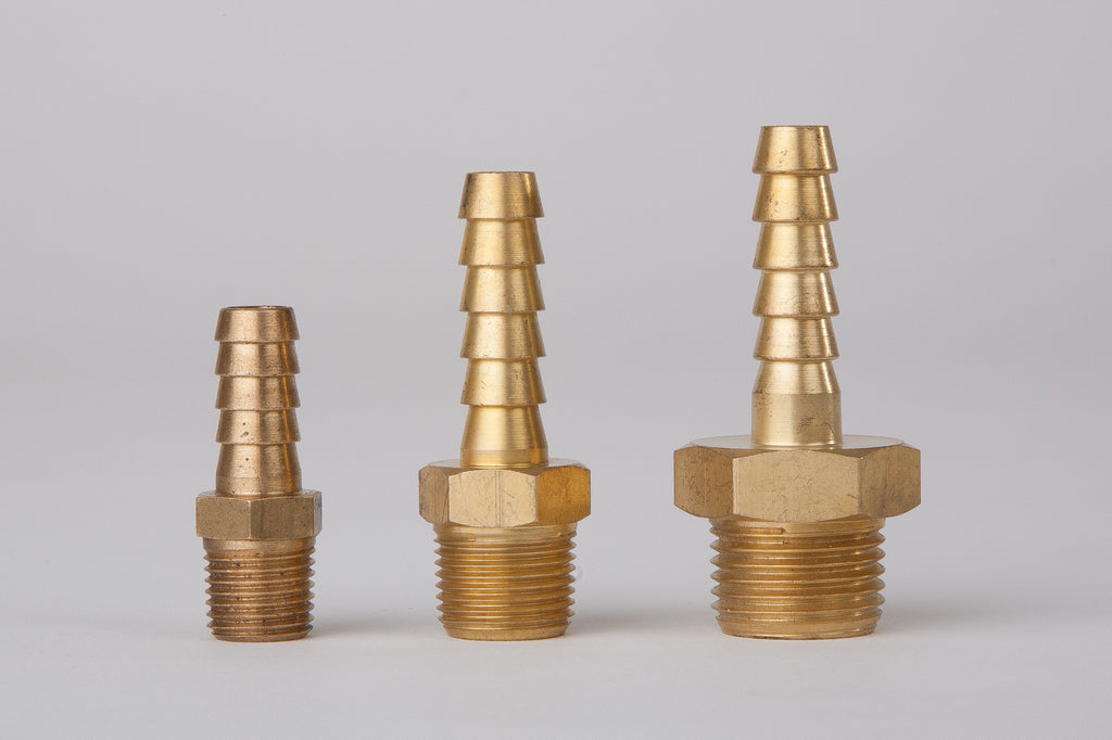 Brass Hosetail Fittings