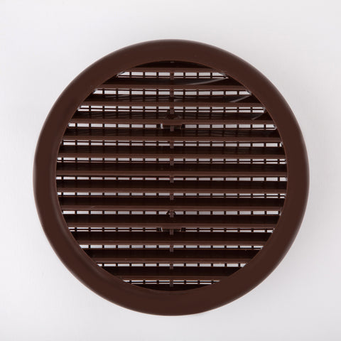 "KORE 6.5"" Round Louvre Vent (165mm)"