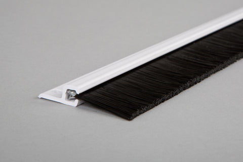 Door Bottom Draught Proofing Brush