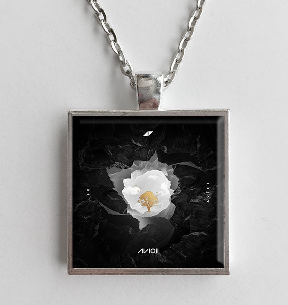 Avicii - 01 - Album Cover Art Pendant Necklace
