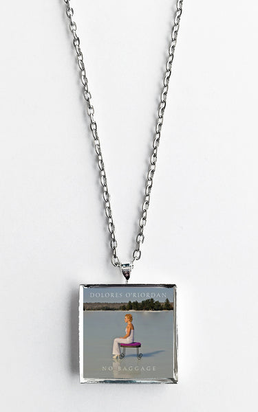 Dolores O'Riordan - No Baggage - Album Cover Art Pendant Necklace - Hollee