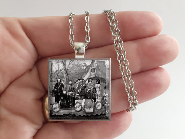 The Raconteurs - Consolers Of The Lonely - Album Cover Art Pendant Necklace