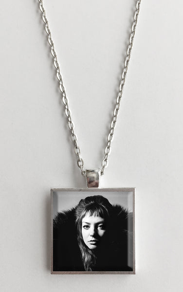 Angel Olsen - All Mirrors - Album Cover Art Pendant Necklace - Hollee