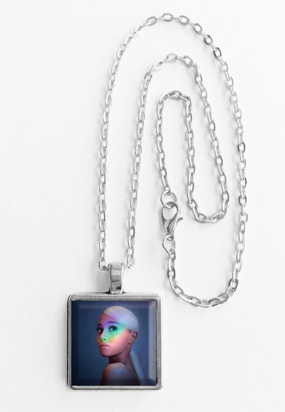 SPECIAL ORDER for KERRY - Ariana Rainbow - Mini Album Cover Art Pendant Necklace - Hollee