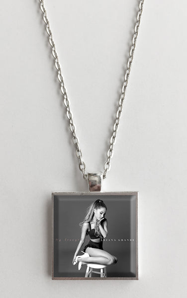 Ariana Grande - My Everything - Album Cover Art Pendant Necklace - Hollee