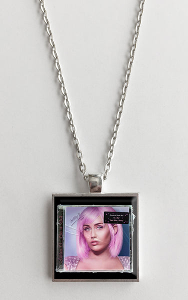 Ashley O - On A Roll - Album Cover Art Pendant Necklace - Hollee