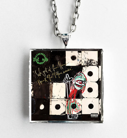 A Tribe Called Quest - We Got It From Here Thank You... - Album Art Pendant Necklace