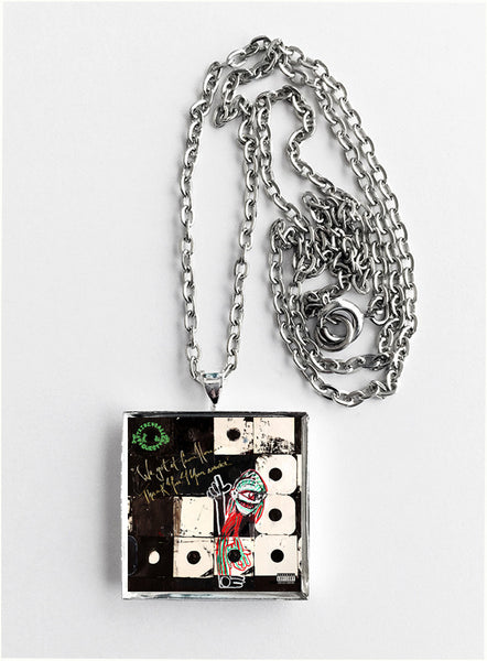 A Tribe Called Quest - We Got It From Here Thank You... - Album Art Pendant Necklace - Hollee