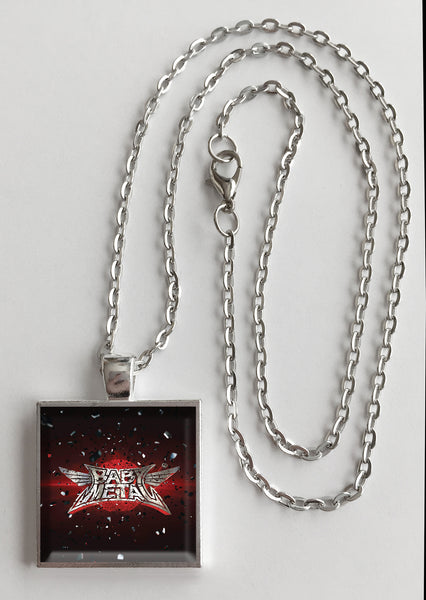 BabyMetal - Self Titled - Album Cover Art Pendant Necklace - Hollee