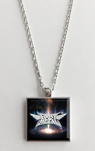 BabyMetal - Metal Galaxy - Album Cover Art Pendant Necklace - Hollee