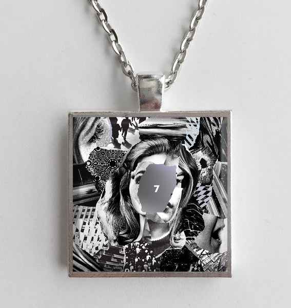 Beach House - 7 - Album Cover Art Pendant Necklace - Hollee