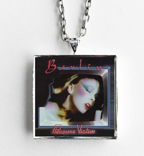 Berlin - Pleasure Victim - Album Cover Art Pendant Necklace - Hollee