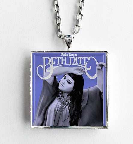 Beth Ditto - Fake Sugar - Album Cover Art Pendant Necklace - Hollee